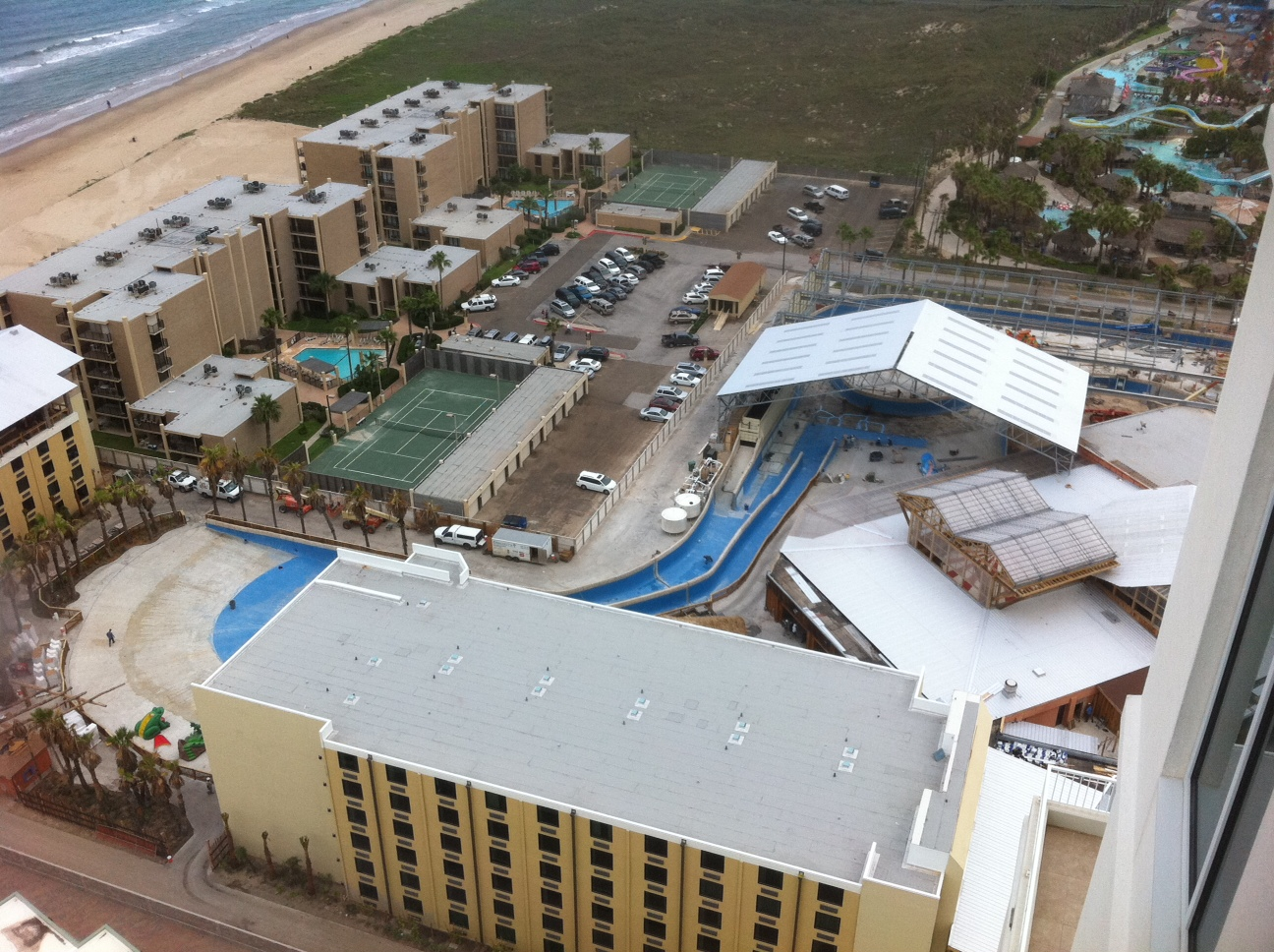 Schlitterbahn South Padre Island Number