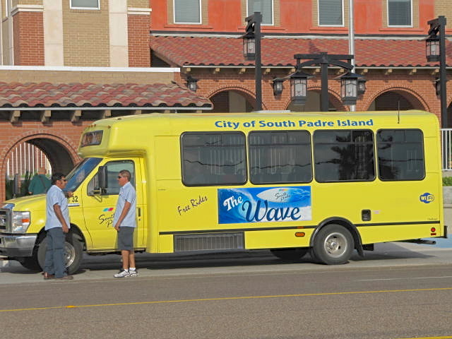 Bus From Mcallen To South Padre Island