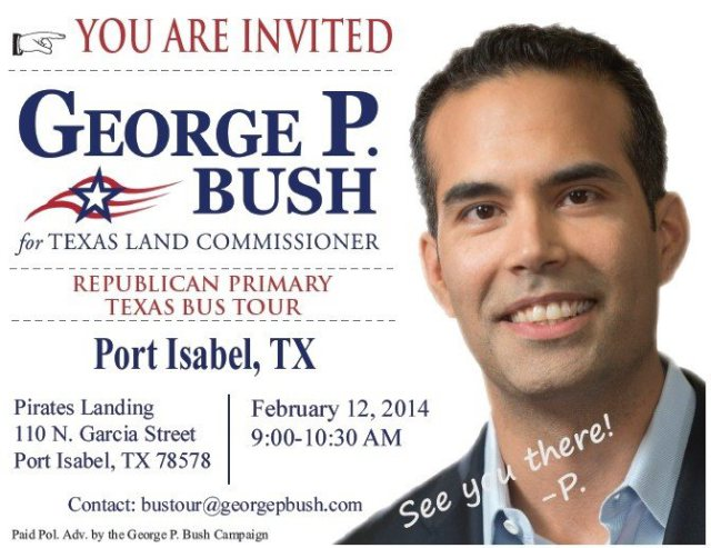 PET - BLOG PIC G.P. BUSH
