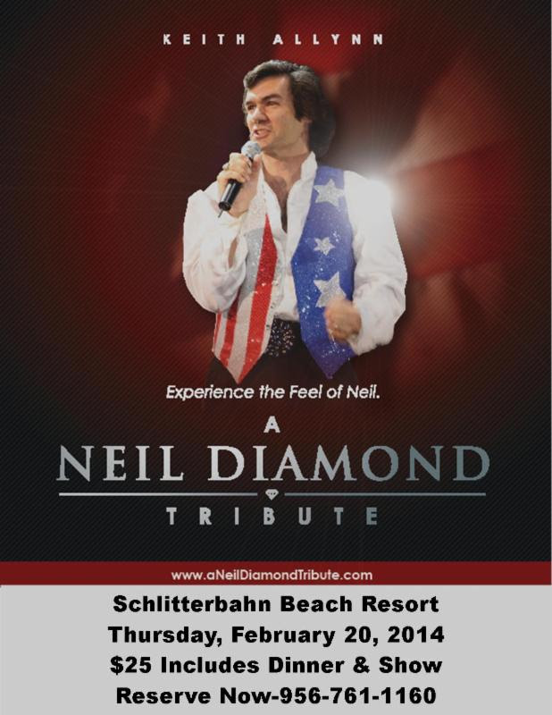PET - BLOG PIC NEIL DIAMOND TRIBUTE