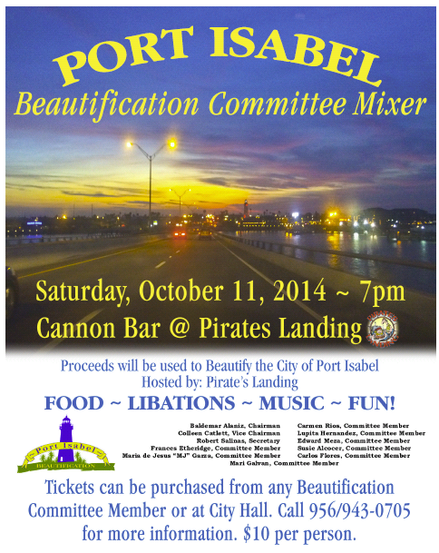 PET - BLOG PIC PORT ISABEL BEAUTIFICATION MIXER
